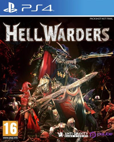 Hell Warders PS4 Pre-Order Game Best Price, Cheapest Prices
