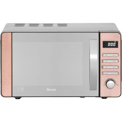 Swan SM22090COPN 20 Litre Microwave - Copper Best Price, Cheapest Prices