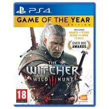 The Witcher 3: Wild Hunt Game of the Year PS4 Game Best Price, Cheapest Prices