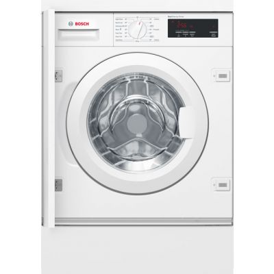 Bosch Serie 6 WIW28300GB Integrated 8Kg Washing Machine with 1400 rpm - A+++ Rated Best Price, Cheapest Prices