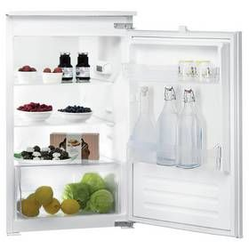 Indesit INS901AA Integrated Fridge - White Best Price, Cheapest Prices