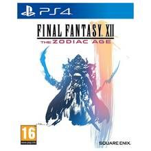 Final Fantasy XII The Zodiac Age PS4 Game Best Price, Cheapest Prices