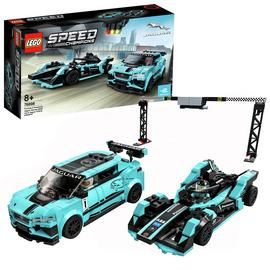 LEGO Speed Champions Panasonic Jaguar Racing Cars Set- 76898 Best Price, Cheapest Prices
