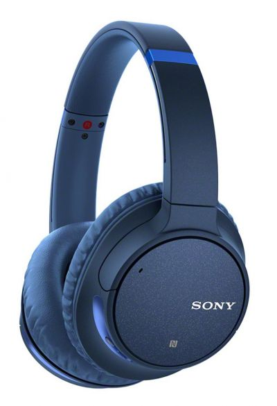 Sony WH-CH700N On-Ear Wireless Headphones - Blue Best Price, Cheapest Prices