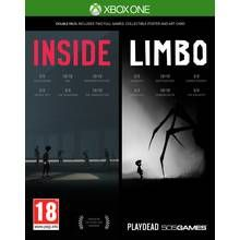 Inside and Limbo: Double Pack Xbox One Game Best Price, Cheapest Prices