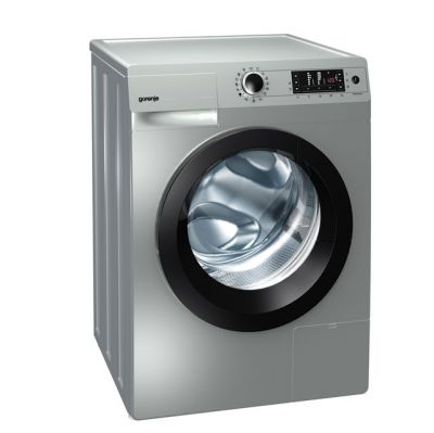 Gorenje Colour Collection W8543LA 8Kg Washing Machine with 1400 rpm - Aluminium - A+++ Rated Best Price, Cheapest Prices