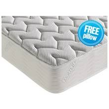 Dormeo Silver Plus Memory Foam Double Mattress Best Price, Cheapest Prices