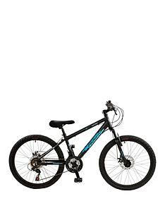 Nitro Full Suspension Boys Mountain Bike 24 Inch Wheel Best Price, Cheapest Prices