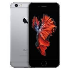 Sim Free iPhone 6 16GB Premium Pre-Owned Mobile Phone- Grey Best Price, Cheapest Prices