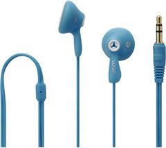 LOGIK Gelly LGELBLU16 Headphones – Blue Best Price, Cheapest Prices