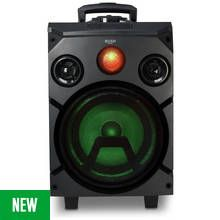 Bush High Power Bluetooth Party Speaker - Black Best Price, Cheapest Prices