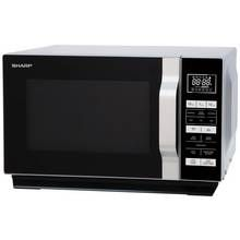 Sharp 900W Standard Flatbed Microwave R360SLM - Silver Best Price, Cheapest Prices