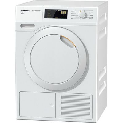 Miele T1 TDB130WP 7Kg Heat Pump Tumble Dryer - White - A++ Rated Best Price, Cheapest Prices