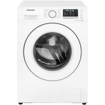 Samsung ecobubble™ WW80J5555MW 8Kg Washing Machine with 1400 rpm - White - A+++ Rated Best Price, Cheapest Prices