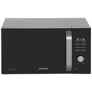 Samsung MS23F301TAK 23 Litre Microwave - Black Best Price, Cheapest Prices