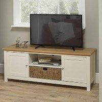 LPD Cotswold TV Cabinet in Cream Best Price, Cheapest Prices