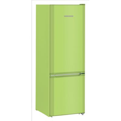 Liebherr CUkw2831 70/30 Frost Free Fridge Freezer - Green - A++ Rated Best Price, Cheapest Prices