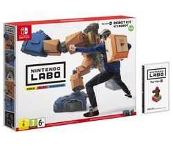 NINTENDO Labo Robot Kit Best Price, Cheapest Prices