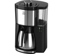 MELITTA Look V Perfection Filter Coffee Machine - Black & Stainless Steel Best Price, Cheapest Prices