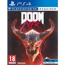 Doom VFR PS4 VR Game Best Price, Cheapest Prices