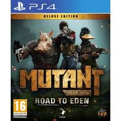 Mutant Year Zero: Road to Eden PS4 Pre-Order Game Best Price, Cheapest Prices
