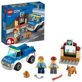 LEGO City Police Dog Unit Building Set - 60241 Best Price, Cheapest Prices