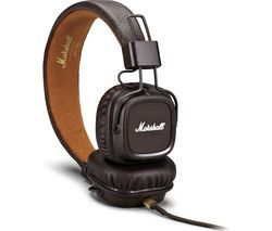 MARSHALL Major III Headphones - Brown Best Price, Cheapest Prices