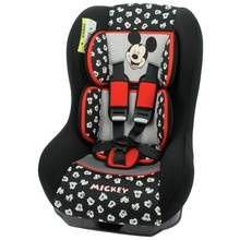 Disney Mickey Driver Group 0/1 Car Seat - Red