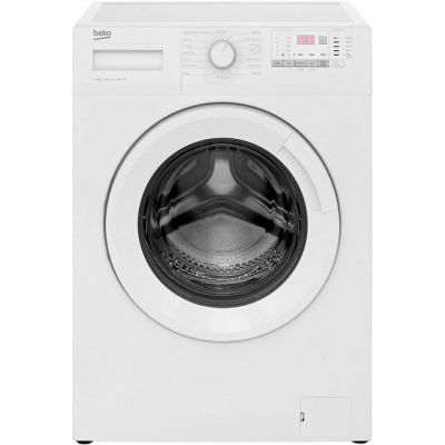 Beko WTG841B2W 8Kg Washing Machine with 1400 rpm - White - A+++ Rated Best Price, Cheapest Prices