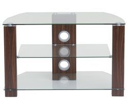 TTAP Vision L630-600-3WC 600 mm TV Stand - Walnut Best Price, Cheapest Prices