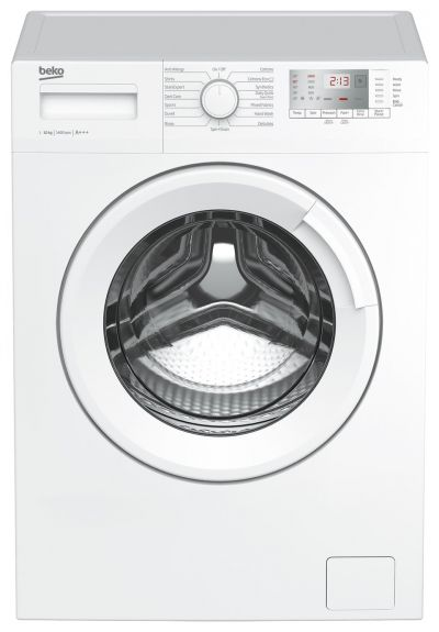 Beko WTG1041B1W 10KG 1400 Spin Washing Machine - White Best Price, Cheapest Prices