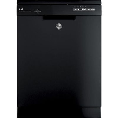 Hoover AXI HDPN1L642OB Standard Dishwasher - Black - A+ Rated Best Price, Cheapest Prices