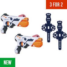 Nerf Laser Ops Pro AlphaPoint 2-Pack Best Price, Cheapest Prices