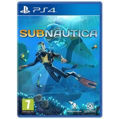 Subnautica PS4 Game Best Price, Cheapest Prices