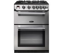 RANGEMASTER Professional 60 Gas Cooker - Stainless Steel Best Price, Cheapest Prices