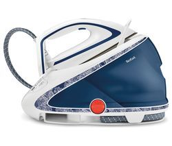 TEFAL Pro Express Ultimate GV9569 Steam Generator Iron - Blue & White Best Price, Cheapest Prices