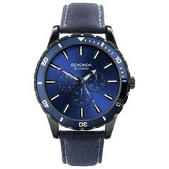 Sekonda Blue Dial Mens Adjustable Strap Watch Best Price, Cheapest Prices