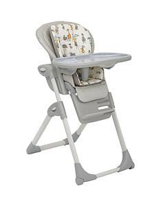 Joie Mimzy LX Highchair - In The Rain Best Price, Cheapest Prices