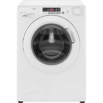 Candy Grand'O Vita GVS1672D3 7Kg Washing Machine with 1600 rpm - White - A+++ Rated Best Price, Cheapest Prices