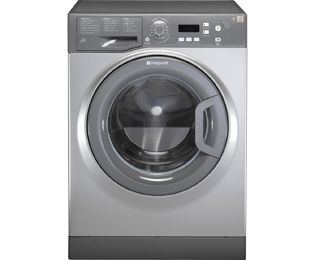 Hotpoint Aquarius WMAQF721G 7Kg Washing Machine with 1200 rpm - Graphite - A+ Rated Best Price, Cheapest Prices