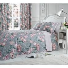 Dreams N Drapes Tulip Blush Bedding Set - Superking Best Price, Cheapest Prices