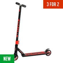 Airwalk Low Rider Stunt Scooter - Red/Black Best Price, Cheapest Prices