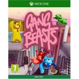 Gang Beasts Xbox One Game Best Price, Cheapest Prices
