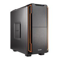 be quiet! BG005 Silent Base 600 Black/Orange Mid Tower Gaming Case, ATX, 2x USB 2.0 2x USB 3.0, 2x Pure Wings Fans Best Price, Cheapest Prices