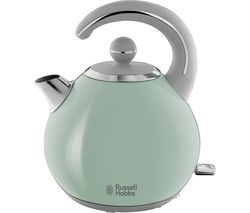 RUSSELL HOBBS Bubble 24404 Kettle - Green Best Price, Cheapest Prices