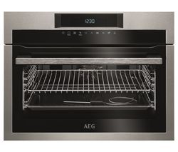 AEG KPE742220M Electric Oven - Stainless Steel Best Price, Cheapest Prices