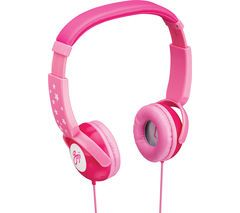 GOJI GKIDPNK15 Kids Headphones - Candy Pink Best Price, Cheapest Prices
