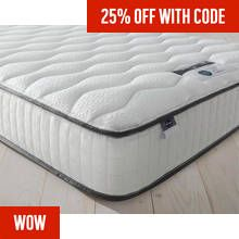 Silentnight Middleton 800 Pocket Memory Double Mattress Best Price, Cheapest Prices