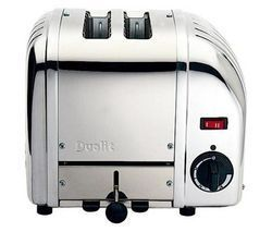 DUALIT Vario 20245 2-Slice Toaster – Stainless Steel Best Price, Cheapest Prices