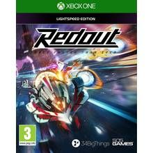Redout: Lightspeed Edition Xbox One Game Best Price, Cheapest Prices